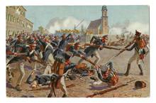 German Historical Postcard: St...