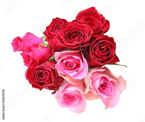 Canvas 薔薇の花束