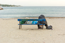 Homeless In Paradise - Sitting...