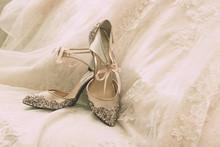 Luxurious Bridal High-heels