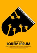 Music Poster Design Template B...