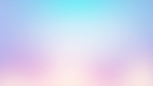 Abstract Blur Soft Gradient Pastel Dreamy Background