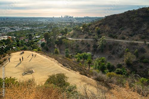 Cuadros en Lienzo Runyon Canyon Park, Los Angeles