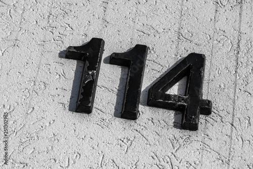 Fotografia  Hausnummer 114