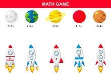 Math Educational Game For Kids...