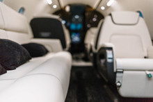 Business Jet Aircraft Interior...