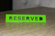 Green Reserved