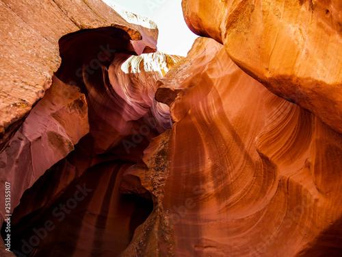 Valokuva  Contrast, Antelope Canyon, Navajo Nation