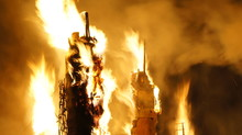 Fukushima Fire Festival