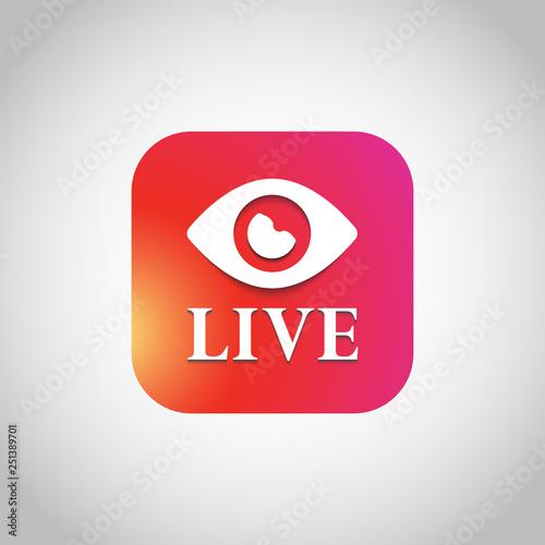 Social network streaming