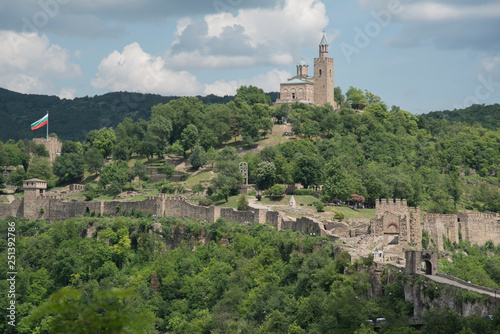 Foto  Tsarevets fortress