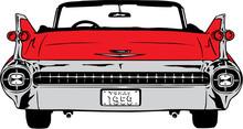 1959 Cadillac Vector Illustrat...