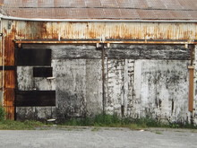 Abandoned Weathered Building