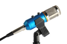 Condenser Microphone With Hold...