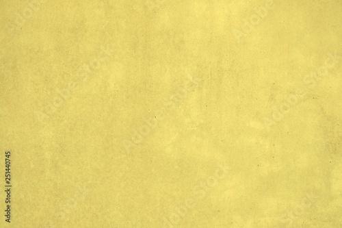 Fototapeta Betonwand Struktur - Gelb - Gold, Pastellfarben - Set obraz na płótnie