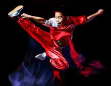 Wushu Chinese Boxing Kung Fu H...