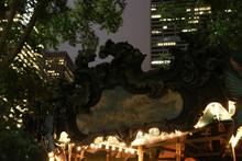 Carousel In Central Park, New York City
