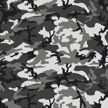 Urban Camo Camouflage Black Grey White Pattern Solider Army Veteran Military Digicam
