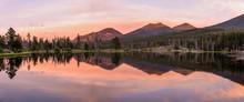 Sprague Lake - A Colorful Summ...