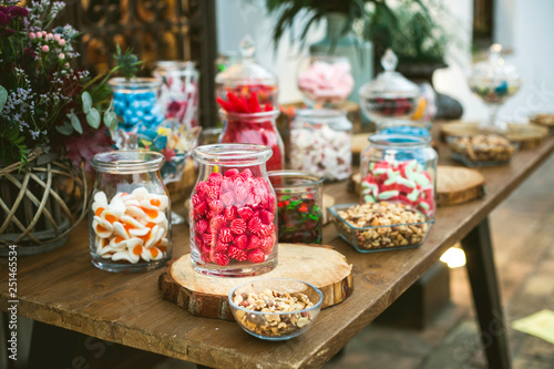 sweets candy bar weddings, goodies