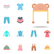 Hat color icon. Clothes icons universal set for web and mobile