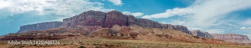 Valokuva  Vermillion Cliffs National Monument Panorama on the Arizona Strip