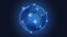 Business Concept Of Global Net...