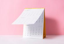 Paper Spiral Calendar Year 201...