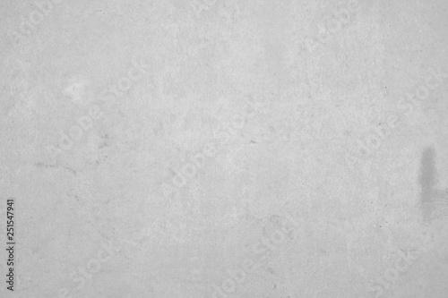 Garden Poster Concrete Wallpaper Strukturierte Betonwand in grau und Weiß - Set