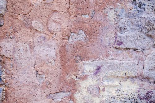Foto auf AluDibond Alte schmutzig texturierte wand Old wall background or texture