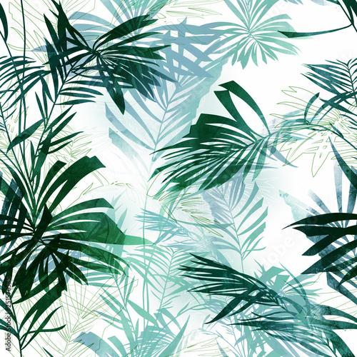 odciski-lisci-palmowych-wymieszac-powtarzac-szwu-cyfrowy-recznie-rysowane-obraz-z-akwarela-tekstury-rozne-srodki-przekazu