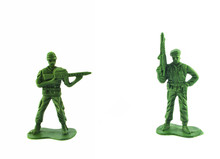 Group Of Miniature Hold Gun To...