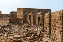 Al Jazirah Al Hamra Heritage Old Village Ruins