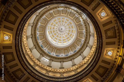 Tela Dome, Colorado State Capitol, Denver, Colorado 2