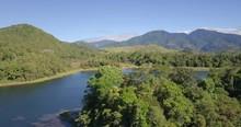 Volcan Baru And Amistad Panama