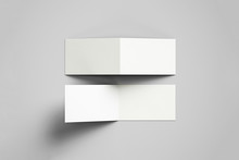 Blank Greeting Cards With Two ...