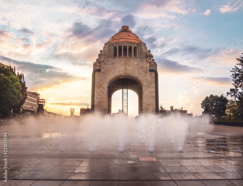 Monument to the Mexican Revolution (Monumento a la Revolucion) - Mexico City, Mexico