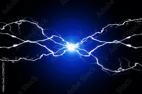 Fényképezés  Green Energy Electricy Plasma Power Crackling Fusion