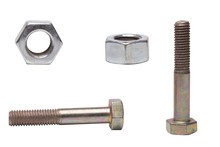 Nut And Bolt On Different Side...