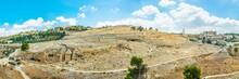 Mount Of Olives In Jerusalem, ...