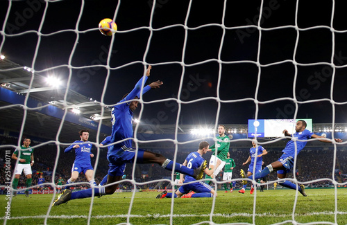 Premier League - Leicester City v Brighton & Hove Albion - Buy this