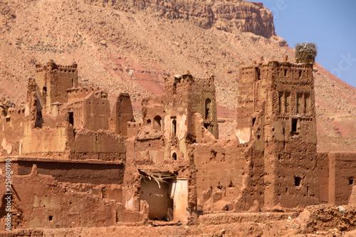 Photo Valle del fiume Ounila, Marocco