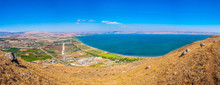 Sea Of Galilee Viewed From Mou...