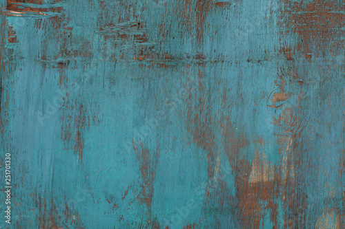 Fotomural  Texture of wooden surface as background, top view