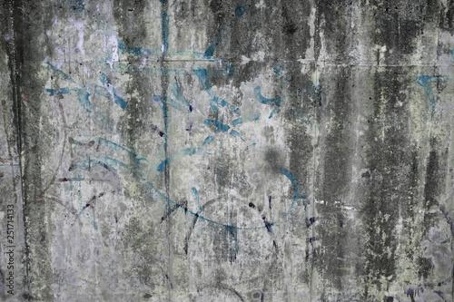 Fotografie, Obraz  コンクリート壁 素材