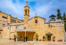 Greek Orthodox Church Of The Annunciation In Nazareth, Israel
