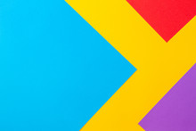 Color Papers Geometry Flat Com...