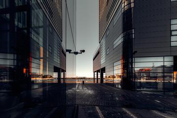 wieżowce w Gdyni