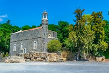 Church Of The Primacy Of Saint Peter In Tabgha, Israel