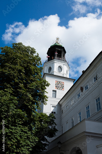 Fotografie, Obraz  chiesa a salisburgo
